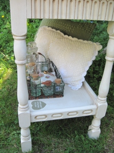Country Corrage Chic Table