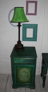 Chateau Napoleonic Vintage Bedside Cabinet