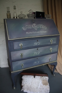 shabby chic  Antique bureau