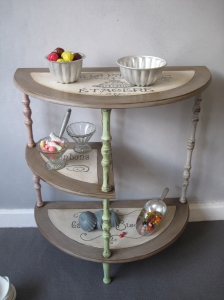 Boutique Etagere for Sweets