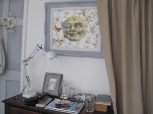 My Beroom cosy working space...