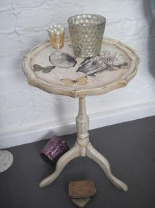 Small Shabby Chic Occasional Table