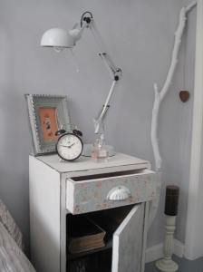 Shabby Urban Chic Bedside Cabinet