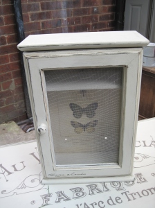 Shabby Chic Small Bathroom Cabinet