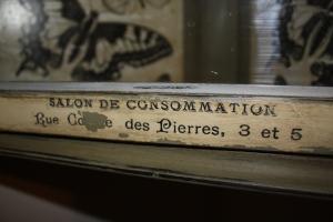 Patisserie – Confiserie Corner Cabinet