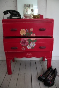 ''Gypsy BOUDOIR'' Bedroom Dressing table