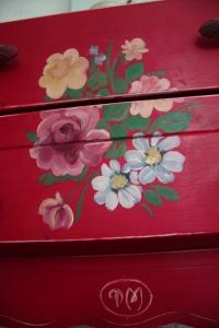 ''Gypsy BOUDOIR'' Bedroom Dressing table